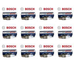 Set of 12 Porsche 944 Bosch Spark Plugs 7907 7907