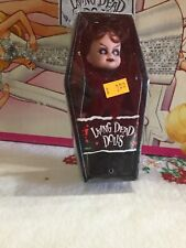 Rare Living Dead Doll , Mezco, 1999-2004.?. Small Lizzie Borden Series 2 ?