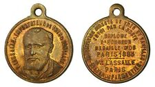 FRANCIA Lassalle Importateur de Thes & Vanilles, Diplome d'Honneur Paris 1883