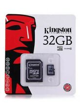32GB Kingston Micro SD SDHC Memory Card Class 10 with SD Card Adapter 32GB NEW