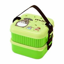 NEW Studio Ghibli Totoro Design 2-tier Bento Lunch Box from JAPAN F/S