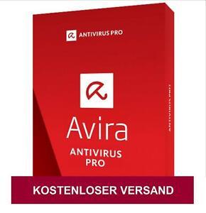 AVIRA Antivirus PRO 2020 Vollversion, 1 Gerät (Windows, Mac, Android), 1 Jahr