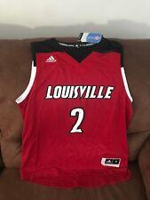 b135a074ba5 adidas Louisville Cardinals Red 2016 March Madness Basketball Jersey