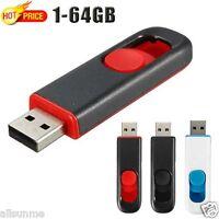 32GB USB 2.0 Flash Drive Memory Thumb Stick Storage Pen Disk Digital U Disk Lot