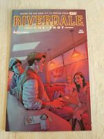ARCHIE RIVERDALE ONE-SHOT  VARIANT 1ST PRINTING NM+ KEY TV SHOW INTRO cgc ready