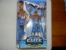wwe mattel elite the rock rocky maivia exclusive flashback nib