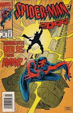 SPIDER-MAN 2099 #15<>PETER DAVID / RICK LEONARDI<>MARVEL COMIC<>vf-(7.5) ~
