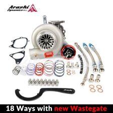 "ARASHI 3"" inch GTX Billet Turbo TD06H 25G 10cm For Subaru WRX STi w/ 9 Blades"