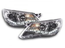 Phares Daylight pour VW Tiguan An. 07-11, chrome