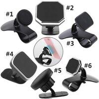 Universal Car Magnetic Dashboard Phone GPS HUD Mount Holder Stand Magnet Cradle