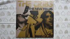 "THE CRIBS        ""THE NEW FELLAS""        VINYL LP RECORDS"