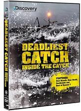 NEW - Deadliest Catch: Inside The Catch