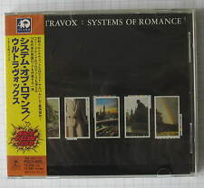 ULTRAVOX - Systems Of Romance JAPAN CD OBI PHCR-4860 RAR!