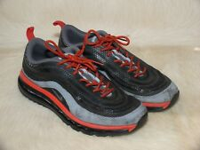 NIKE AIR MAX 97-2013 HYP MENS SNEAKERS Red / Gray [631753-001] SIZE 10.5 us