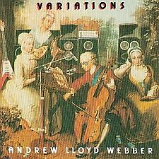 Andrew Lloyd Webber - Variations [CD]