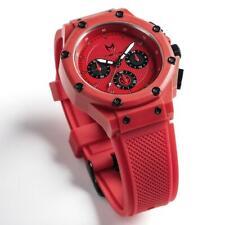 Star Wars Oficial Sith Trooper Limitada Reloj Meister MSTR Numerada 39/100 Rojo