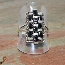 Handmade Black Natural Fine Rings