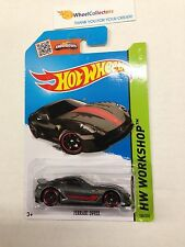 Ferrari 599XX #188 GREY * 2015 Hot Wheels * New Hard Find * M4