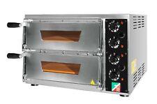 Forno elettrico professionale 2 pizza Effeuno F11 potenza 3,5 kw