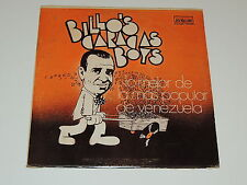 BILLO'S CARACAS BOYS LO MEJOR DE LA MAS POPULAR DE VENEZUELA Lp RECORD RARE