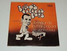 BILLO'S CARACAS BOYS LO MEJOR DE LA MAS POPULAR DE VENEZUELA Lp RECORD RARE