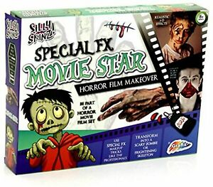 Grafix Special FX Make Up Kit Studio Makeover Scary Complete Kit Dress Up Effect