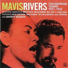 Mavis Rivers: The Reprise Years 1961-1962 + Bonus Tracks (3 Lps On 2 Cds)