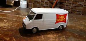 DIE CAST PUBBLICITARI MODELLINO FIAT 242 SAN CARLO 1976 -  SCALA 1/43