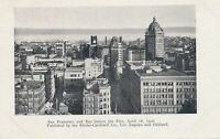SAN FRANCISCO CA - San Francisco and Bay Before the Fire April 18, 1906 - udb