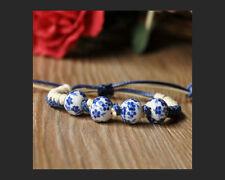 Handmade Bracciale guarigione spirituale yoga chakra equilibrio BUDDHA FORTUNATO Accessorio