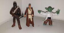 Star Wars Figures x 3