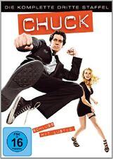 Chuck - Die komplette dritte Staffel ( Season 3 ) DVD Zachary Levi, Y. Strahovsk