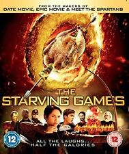 The Starving Games DVD Region 2 *New & Sealed* Hunger Games spoof