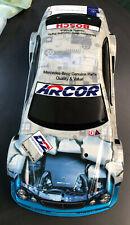 Tamiya 1:10 RC Mercedes CLK DTM 2000 Original Teile, Body Parts Set  unbespielt