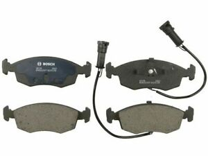 Front Brake Pad Set 1WJG13 for Merkur Scorpio XR4Ti 1985 1986 1987 1988 1989