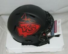 Tyreek Hill Autographed Signed Kansas City Chiefs Eclipse Mini Helmet JSA COA 1