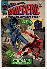 DAREDEVIL #26 1967 MARVEL SILVER AGE NICE!