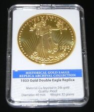 Nice Limited Edition 24k Gold Layered Commemorative With COA (Retails: $89.95)