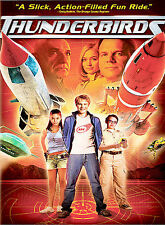 Thunderbirds (DVD, 2004, Widescreen) Bill Paxton Ben Kingsley (PG)