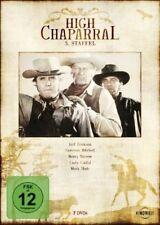 High Chaparral - 3. Staffel season - Leif Erickson Cameron Mitchell 7x DVD