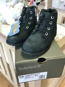 Timberland Boots KIDS UK 11 EU 29  Pokey Pine Dark Green/Black Brand New £15.00