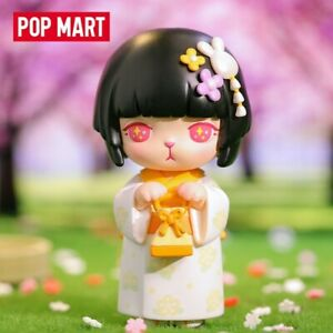 Bunny Kimono Girl Cute Art Designer Toy Figurine Collectible Figure Display Gift