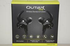 Creative Outlier ONE EF0760 Wireless Bluetooth IPX4 in-Ear Headphones w/ Mic New