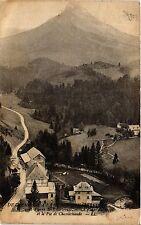 CPA    De Grenoble - Saint-Pierre-de-Chartreuse - La Route  Merappe ..  (433867)