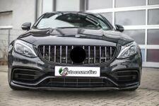 Mercedes w205 Griglia 2018-2020 Calandra Panamericana GT Cromo/Nero AMG SPORT