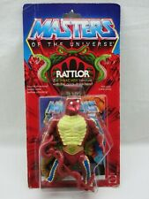 MOTU,Vintage,RATTLOR,Masters of the Universe,MOC,Sealed,figure,He-Man