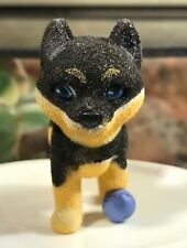 Puppy in My Pocket Series 9: Shiba Inu, Cooper (Rare)