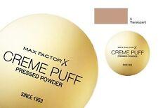 Max Factor Creme Puff Compact Powder  05 translucent