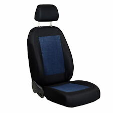 Blue/Black Seat Covers for Toyota Avensis Car Seat Cover only Driver