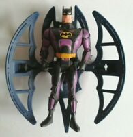 "Batman The Animated Series Radar Scope Batman 5"" Figure Kenner 1995"